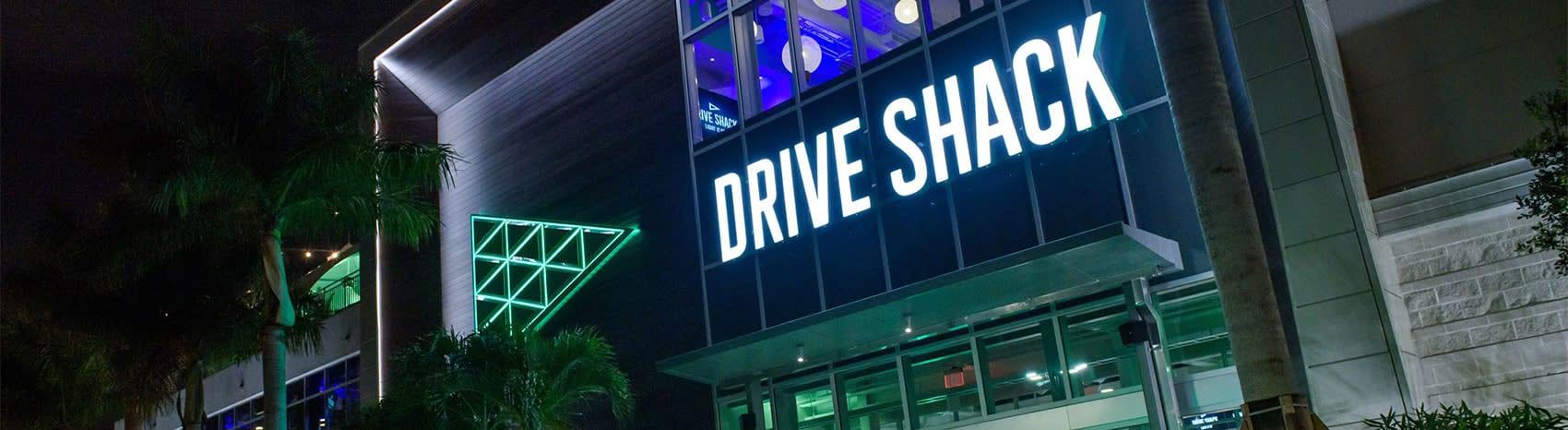 Drive Shack West Palm Beach Location